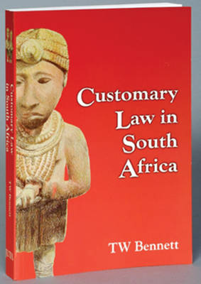 Picture of Customary law in South Africa
