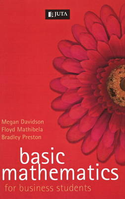Picture of Basic mathematics for business students