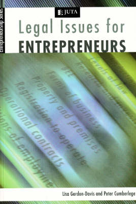 Picture of Legal issues for entrepreneurs