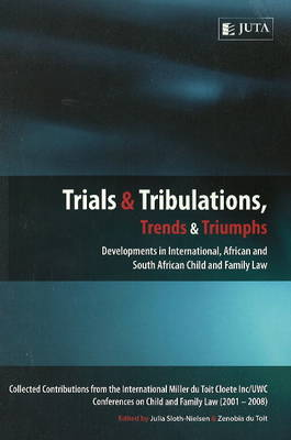 Picture of Trials and tribulations, trends and triumphs