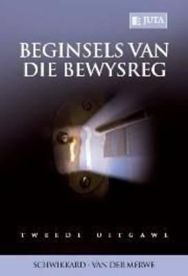 Picture of Beginsels van die bewysreg