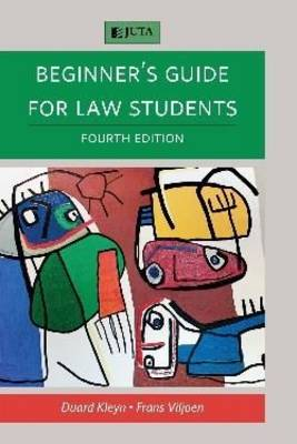 Picture of Beginner's guide for Law students