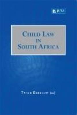 Picture of Child Law in South Africa