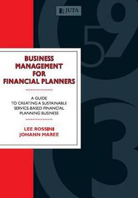 Picture of Business management for financial planners