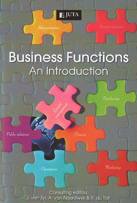 Picture of Business functions