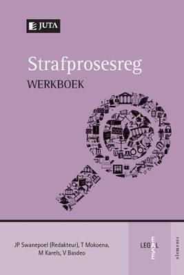 Picture of Strafprosesreg werkboek
