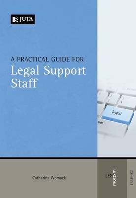 Picture of Practical guide for legal support staff