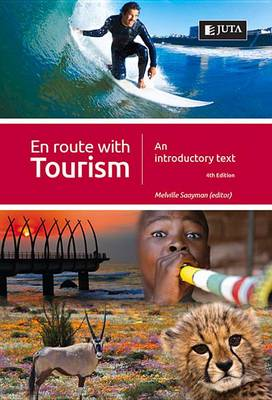 Picture of En Route with Tourism: An Introductory Text