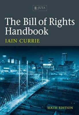 Picture of The Bill of rights handbook