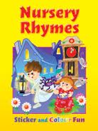 Picture of Nursery Rhyme Stickers: Book 1