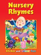 Picture of Nursery Rhyme Stickers: Book 3