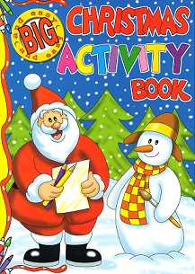 Picture of CHRISTMAS ACTIVITY BK