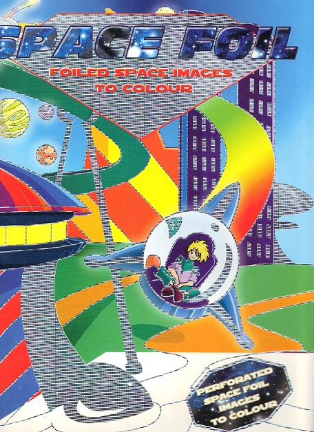 Picture of Space Foil- Space Ship