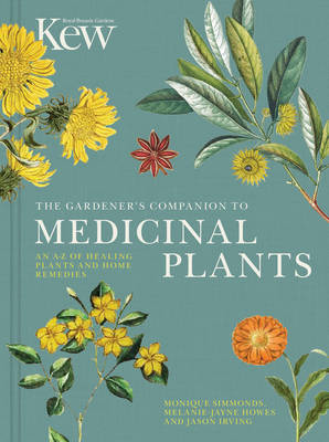 Picture of The Gardener's Companion to Medicinal Plants: An A-Z of Healing Plants and Home Remedies