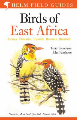 Picture of Birds of East Africa: Kenya, Tanzania, Uganda, Rwanda, Burundi