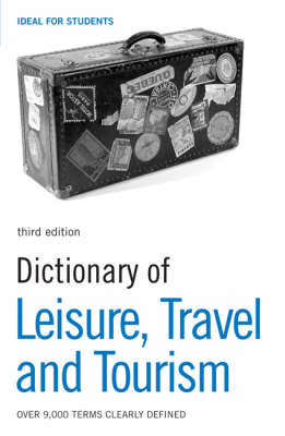 Picture of Dictionary of Leisure, Travel and Tourism