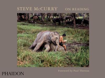 Picture of Steve McCurry: On Reading