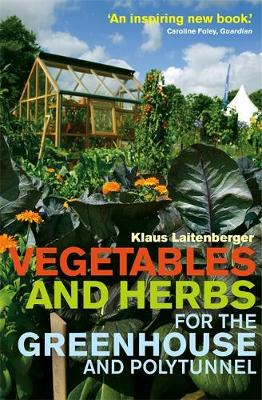Picture of Vegetables and Herbs for the Greenhouse and Polytunnel
