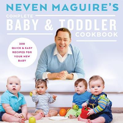 Picture of Neven Maguire's Complete Baby & Toddler Cookbook