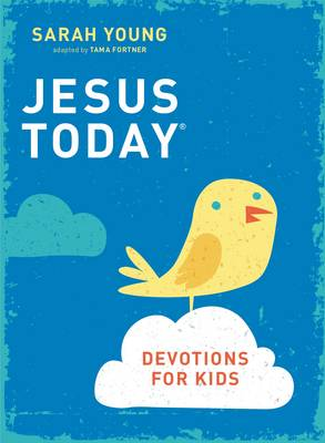 Picture of Jesus Today Devotions for Kids