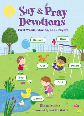 Picture of Say and Pray Devotions