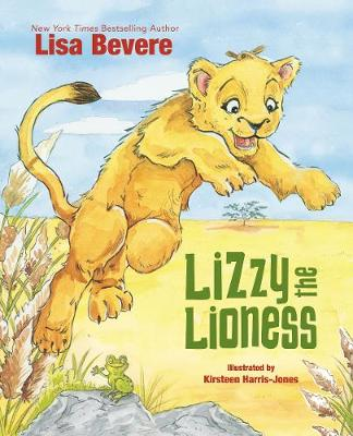 Picture of Lizzy the Lioness