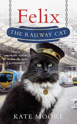 Picture of Felix the Railway Cat