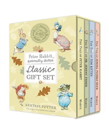 Picture of Peter Rabbit Classic Gift Set: Naturally Better