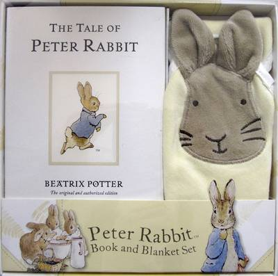 Picture of The Tale of Peter Rabbit and Blanket Gift Set