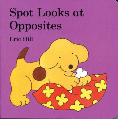 Picture of SPOT LOOKS AT OPPOSITES B/B