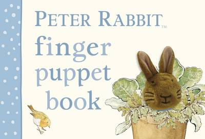 Picture of Peter Rabbit Finger Puppet Book