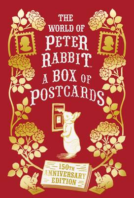 Picture of The World of Peter Rabbit: A Box of Postcards