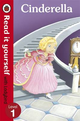 Picture of Cinderella - Read it Yourself with Ladybird: Level 1