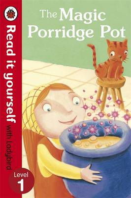 Picture of The Magic Porridge Pot - Read it Yourself with Ladybird: Level 1