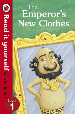 Picture of The Emperor's New Clothes - Read it Yourself with Ladybird: Level 1