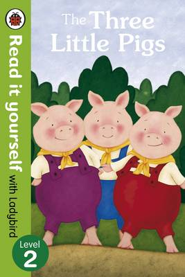 Picture of The Three Little Pigs - Read it Yourself with Ladybird: Level 2