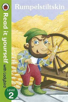 Picture of Rumpelstiltskin - Read it Yourself with Ladybird: Level 2