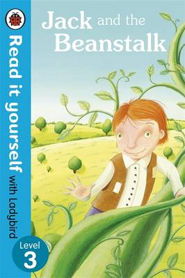 Picture of Jack and the Beanstalk - Read it Yourself with Ladybird: Level 3
