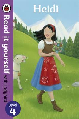 Picture of Heidi - Read it Yourself with Ladybird: Level 4