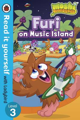 Picture of Moshi Monsters: Furi on Music Island - Read it Yourself with Ladybird: Level 3