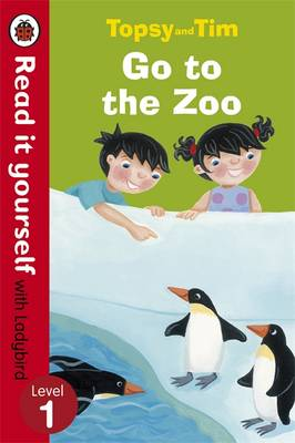 Picture of Topsy and Tim Go to the Zoo - Read it Yourself with Ladybird: Level 1