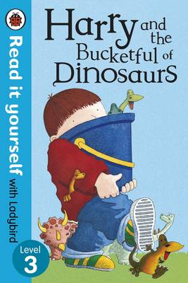 Picture of Harry and the Bucketful of Dinosaurs - Read it Yourself with Ladybird: Level 3