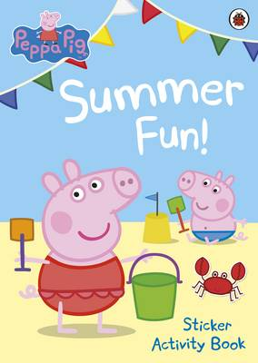 Picture of Peppa Pig: Summer Fun! Sticker Activity Book