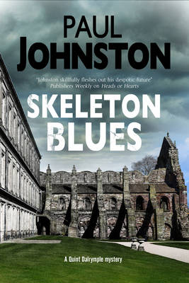 Picture of Skeleton Blues: A Dystopian Thriller Set in Edinburgh