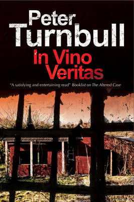 Picture of In Vino Veritas: A British Police Procedural