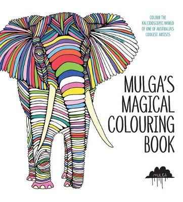 Picture of Mulga's Magical Colouring Book
