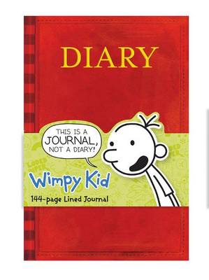 Picture of Diary of a Wimpy Kid Book Journal