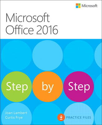 Picture of Microsoft Office 2016 Step by Step