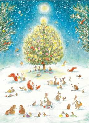 Picture of A Woodland Christmas Advent Calendar
