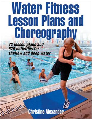 Picture of Water Fitness Lesson Plans and Choreography
